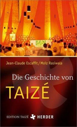 Cover mit Ansicht aus der Kirche in Taize