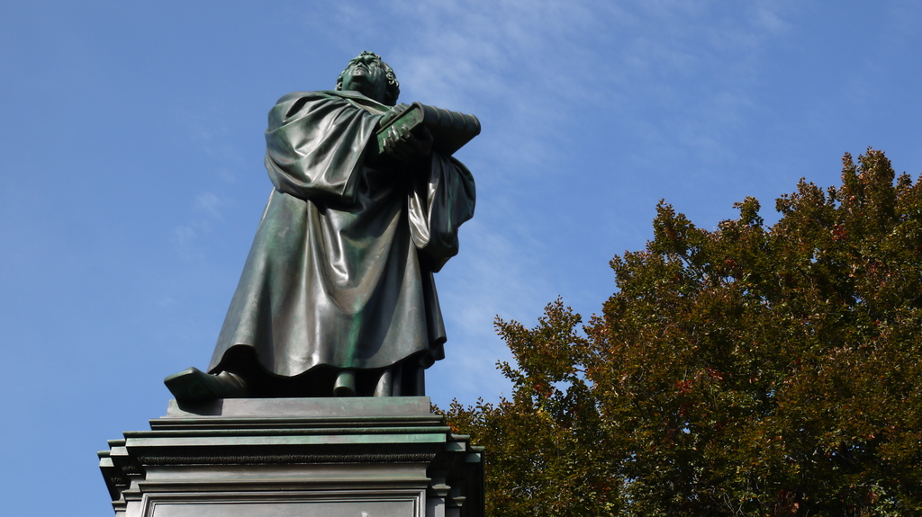 Luther Denkmal Worms c. Joerg Sorge
